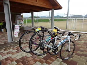 バリィさんと北川原公園