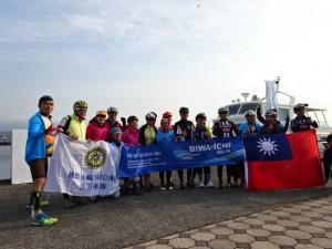 台湾ビワイチツアー