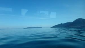 オーミマリン サイクルクルーズ 沖島