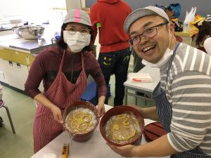 味噌作り体験