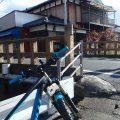 守山宿 土橋