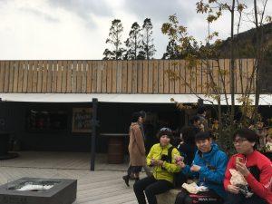 近江八幡ライド(ラコリーナ)