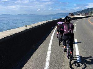 「Club Liv 淡路島100kmサイクリング」
