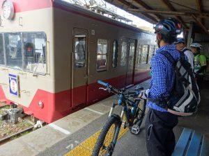 近江鉄道サイクルトレイン