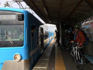 近江鉄道 五箇荘駅