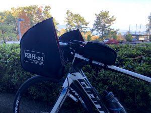 ドロップハンドル用ハンドルカバーRBH-01