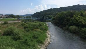 20150919モーニングライド庄内川