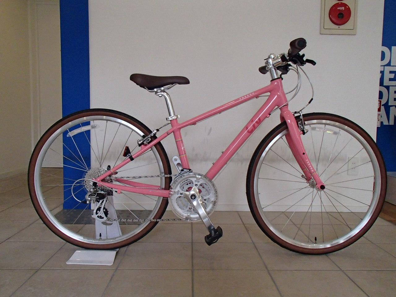 女子におすすめ♡かわいい自転車入荷しました!