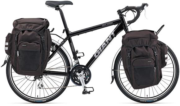 自転車の 自転車 旅 クロス ロード : Giant Great Journey Bicycle